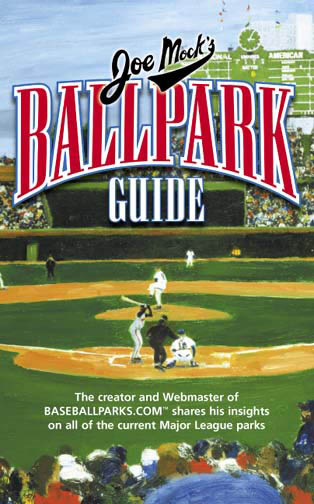 Ballpark Guide Cover