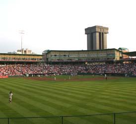 Hammons Field Baseballparkscom