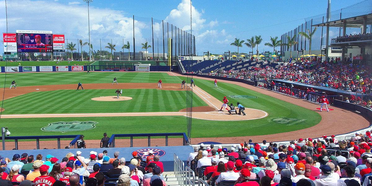 The Ballpark Of Palm Beaches